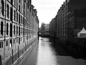 Hamburg Speicherstadt van Denny Lerch