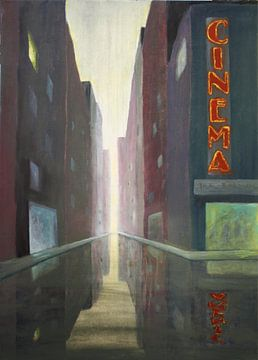 Regen von Andrea Meyer