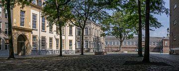 Panorama Kasteelplein Breda van I Love Breda