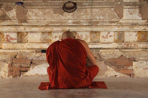 Meditation von Carolien van den Brink