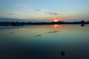 Sonnenuntergang. von Laura van Grinsven