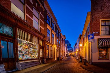 Leiden in Lockdown: Nieuwsteeg van Carla Matthee