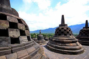 borobudur stupa 1