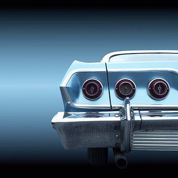 Amerikaanse klassieke auto 1963 impala van Beate Gube