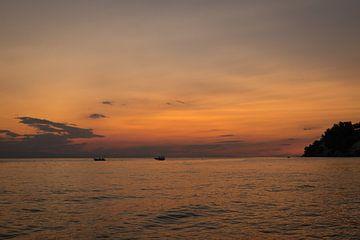 Sonnenuntergang Kassandra von Elly Damen