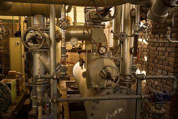Altes Kraftwerk (Kraftwerk Donge) von denk web