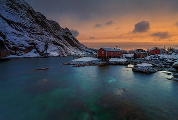Nusfjord sur Patrick Noack