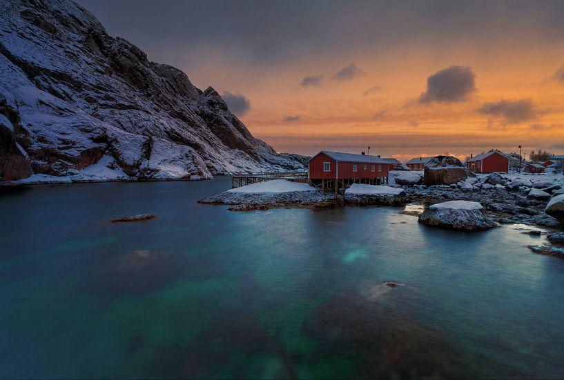 Nusfjord van Patrick Noack