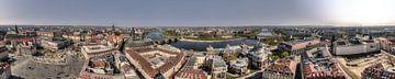 Dresden Panorama van pixelstory