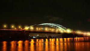 van Brienenoord brug Rotterdam