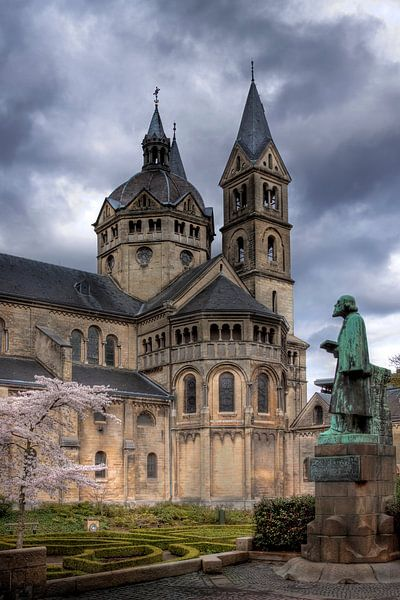 Munsterkerk Roermond van Peter Reijners