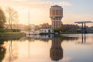 La Tour de l'eau sur Martijn van der Nat