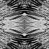 PRETTY BLACK & WHITE LINES PII van Pia Schneider thumbnail