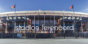 Feyenoord stadion 42 van