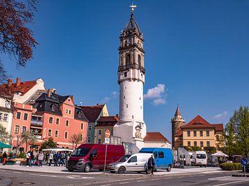 Altstadt mit Reichenturm in Bautzen von Animaflora PicsStock
