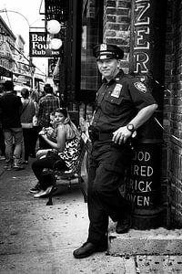 Officer in New York