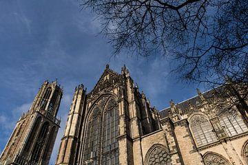 Domtoren en Domkerk van Utrecht (1) van