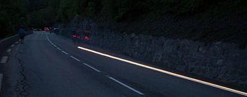 lichtstreep van FotoNederland / Henk Tulp