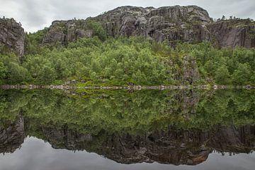 Norwegen schöne Landschaft von Frank Peters