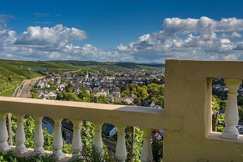 Ausblick auf Ahrweiler van