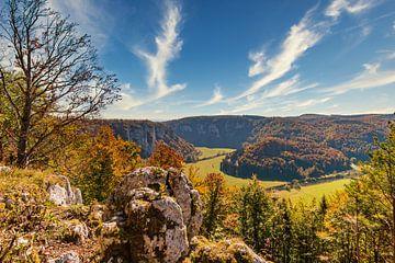 Gouden herfst in de Donauvallei van MindScape Photography