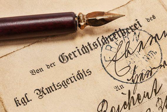 German royal local court