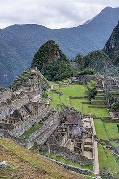 Machu Picchu van Joost Potma