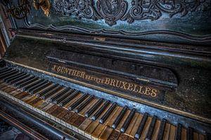 Piano van Gerben van Buiten