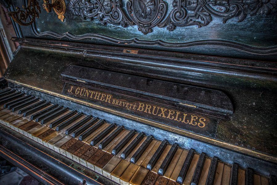 The Piano van Gerben van Buiten