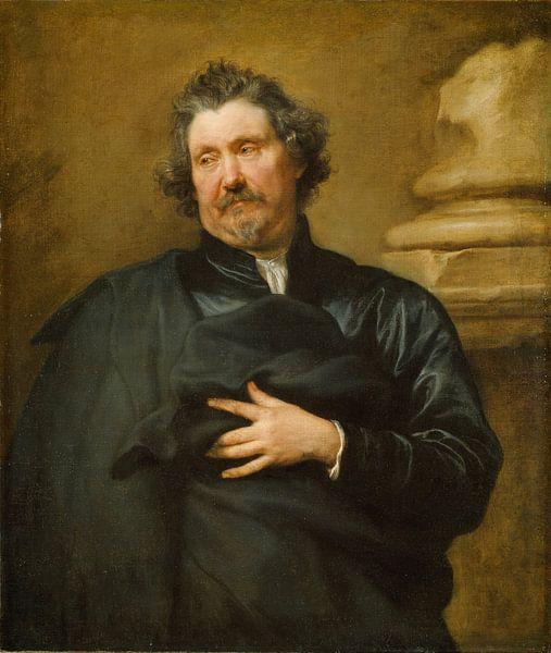 Bildnis von Karel van Mallery, Anthony van Dyck von Meesterlijcke Meesters