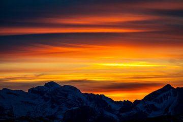 Dolomiten von Fanes-Senes-Prags - Trentino-Südtirol - Italien