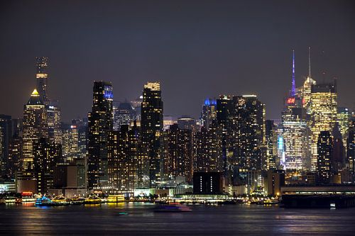 New York Manhattan van