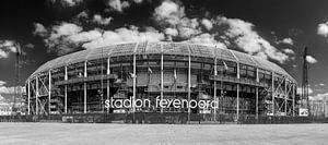 Stadion Feyenoord Rotterdam - De Kuip