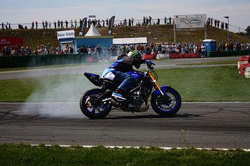 Gamma Racing Day 2015   Stuntmotor - 2 van