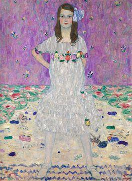 Mäda Primavesi, Gustav Klimt - 1912