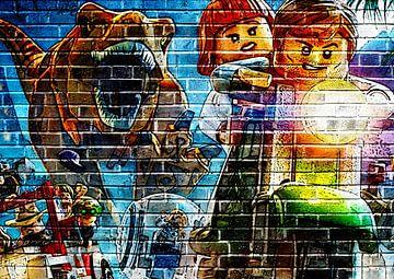 LEGO Jurassic World 2 von Bert Hooijer