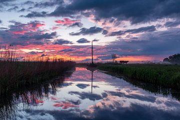 Kleurrijk Groningen van P Kuipers