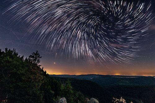 Sternen Strudel im Harz