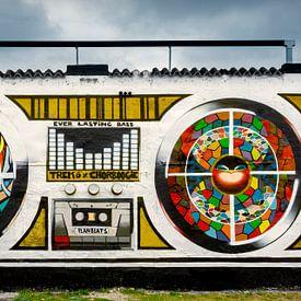 Wynwood Ghetto Blaster van Mark den Hartog