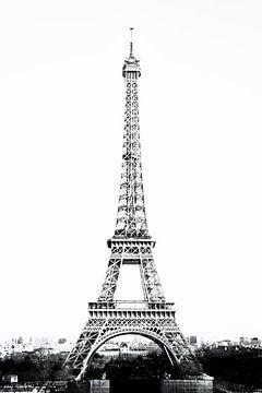 Eiffelturm, Paris. von Friso Kooijman