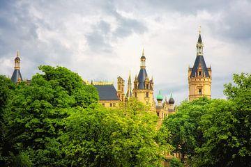 Het kasteel van Schwerin von Jan Brons
