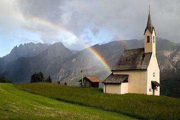 Das Kirchlein von Penzendorf - Osttirol - Österreich