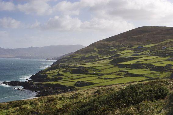 Irish coastal landscape van Eddo Kloosterman