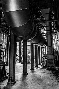Oude graanfabriek van Lieke Doorenbosch