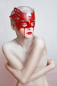 Wit en Bloed, Angelina Goncharova van 1x
