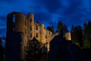 Kasteel Beaufort, Luxemburg van