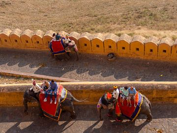 Traditioneller Transport von Rik Pijnenburg