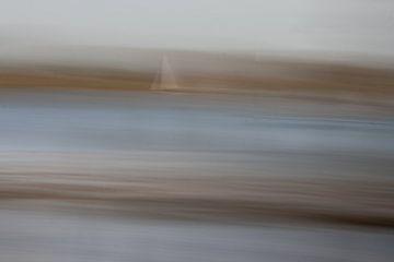 Natuur in beweging III van Marcel Borgstijn