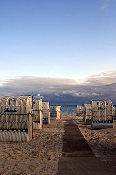 Strandkörbe von Markus Wegner