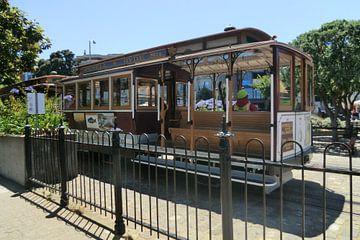 Cable car San Francisco van Desiree Barents